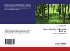 Обложка Lac-marketing in Purulia District