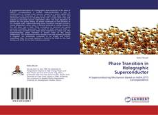 Phase Transition in Holographic Superconductor kitap kapağı