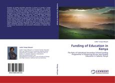 Borítókép a  Funding of Education in Kenya - hoz