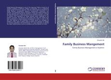 Bookcover of Family Business Mangement