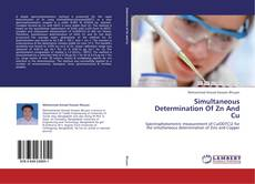 Portada del libro de Simultaneous Determination Of Zn And Cu