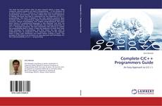 Bookcover of Complete C/C++ Programmers Guide