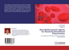 Capa do livro de New Biotherapeutic Agents for Resolving Periodontal Inflammation