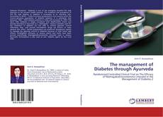 Обложка The management of Diabetes through Ayurveda