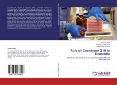Bookcover of Role of Coenzyme Q10 in Dementia