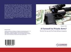 Bookcover of A Farewell to Private Arms?