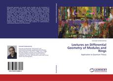 Bookcover of Lectures on Differential Geometry of Modules and Rings