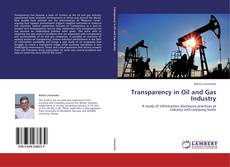 Обложка Transparency in Oil and Gas Industry