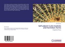 Bookcover of Self-adjoint (a,b)-modules and hermitian forms