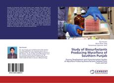 Portada del libro de Study of Biosurfactants Producing Mycoflora of Southern Punjab