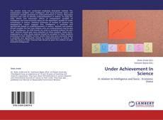 Buchcover von Under Achievement In Science