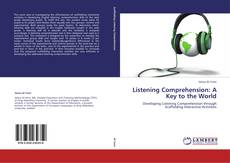 Обложка Listening Comprehension: A Key to the World