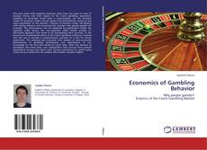 Обложка Economics of Gambling Behavior