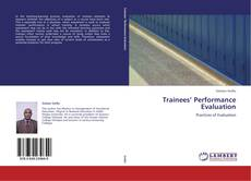 Buchcover von Trainees' Performance Evaluation