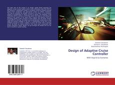 Bookcover of Design of Adaptive Cruise Controller