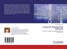 Couverture de Customer Relationship Network