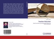 Copertina di Teacher Educator