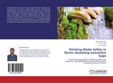 Buchcover von Drinking Water Safety in Slums: Assessing awareness Gaps