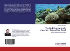 Capa do livro de The Red Economically Important Organ Pipe Coral