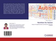 Portada del libro de Nutrition for Autism