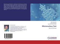 Bookcover of Micronucleus Test