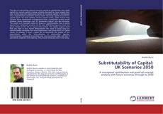 Bookcover of Substitutability of Capital: UK Scenarios 2050