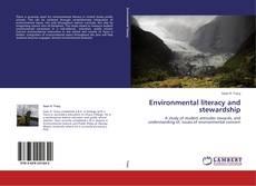Copertina di Environmental literacy and stewardship