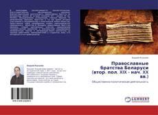 Borítókép a  Православные братства Беларуси (втор. пол. XIX - нач. XX вв.) - hoz