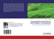 A Geographical Overview of Sylhet Region in Bangladesh的封面