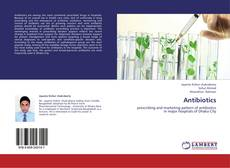 Bookcover of Antibiotics
