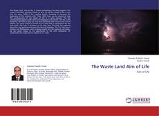 Buchcover von The Waste Land Aim of Life