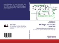 Bookcover of Strategic Vocabulary Learning