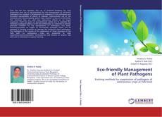 Buchcover von Eco-friendly Management of Plant Pathogens