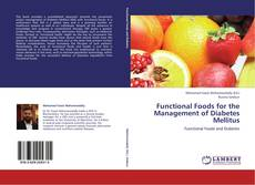 Capa do livro de Functional Foods for the Management of Diabetes Mellitus