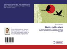 Bookcover of Studies in Literature