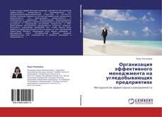 Copertina di Организация эффективного менеджмента на угледобывающих предприятиях