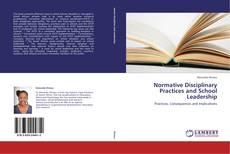 Capa do livro de Normative Disciplinary Practices and School Leadership