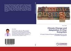 Borítókép a  Climate Change and Adaptation in Char Ecosystem - hoz