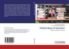 Buchcover von Political Bases of Education