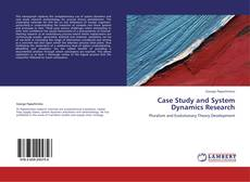 Bookcover of Case Study and System Dynamics Research