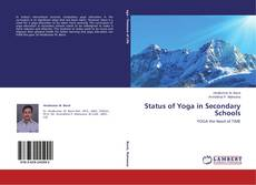 Couverture de Status of Yoga in Secondary Schools