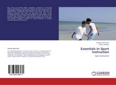 Couverture de Essentials In Sport Instruction
