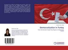 Buchcover von Democratization in Turkey