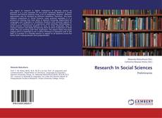 Bookcover of Research In Social Sciences