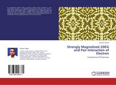 Buchcover von Strongly Magnetized 2DEG and Pair Interaction of Electron
