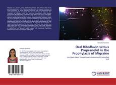 Обложка Oral Riboflavin versus Propranolol in the Prophylaxis of Migraine