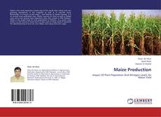Bookcover of Maize Production