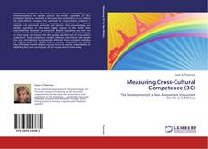 Bookcover of Measuring Cross-Cultural Competence (3C)