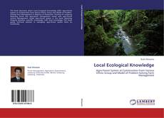 Bookcover of Local Ecological Knowledge