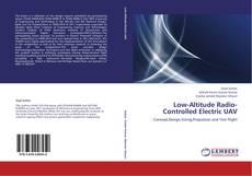 Capa do livro de Low-Altitude Radio-Controlled Electric UAV